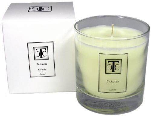 Jasmine White Tea Scented Candle 40 hour